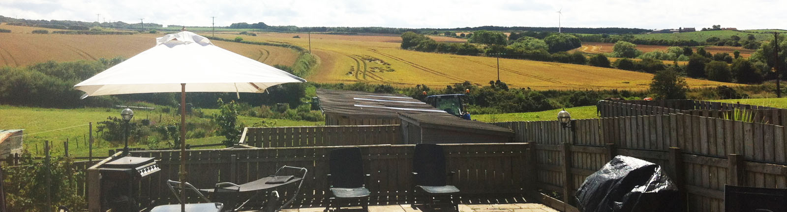 Beautiful Views At Townend Farm Bed And Breakfast